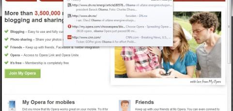 Opera, altro browser web gratuito