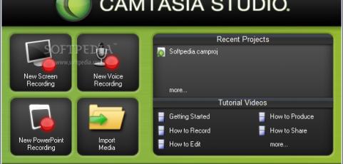 Camtasia Studio, registra il tuo schermo!