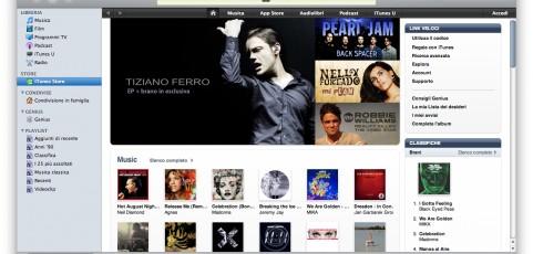 iTunes, il lettore multimediale dei vostri sogni!