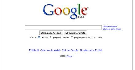 Google Chrome, il browser del più importante motore di ricerca