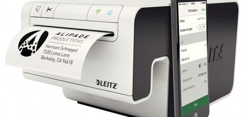 Leitz icon: la stampante per etichette plug & play