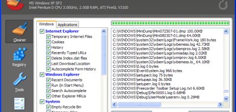 CCleaner, per rimuovere le tracce dal PC